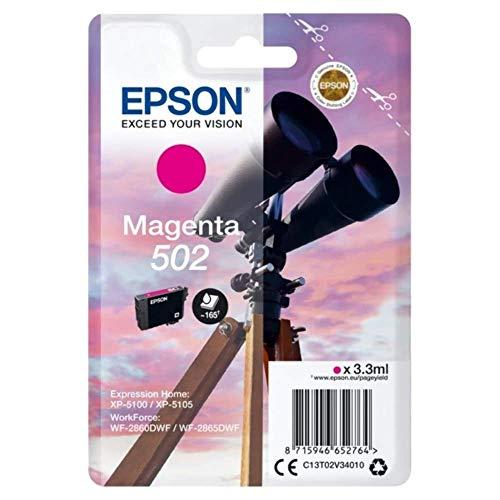 Epson C13T02V34010 Magenta Original Tintenpatronen 1er Pack Standard