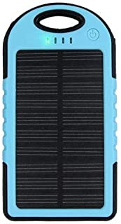 باور بانك يونيفيرسال يعمل بالطاقة الشمسية وبسعة 5000 ملي امبير بالساعة لشحن هواتف هواوي