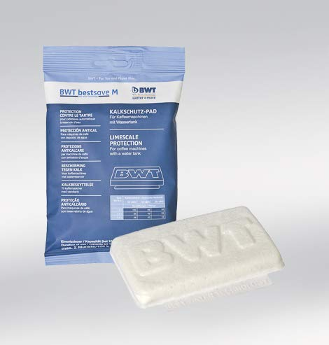BWT Bestsave M Kalkschutz-Pad 5er Pack