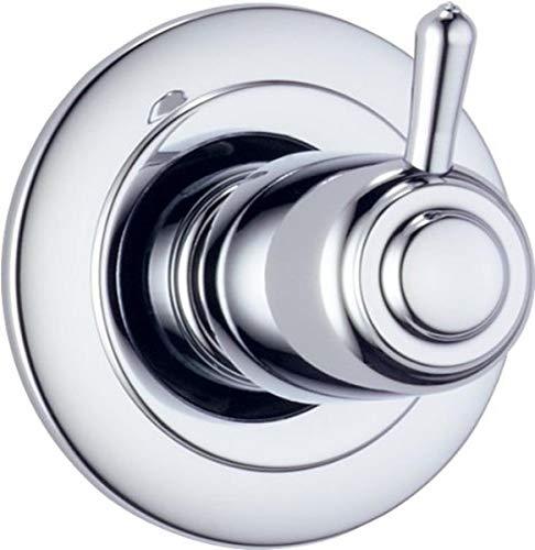 Delta Faucet 3-Setting Shower Handle Diverter Trim Kit, Chrome T11800 (Valve Not Included)