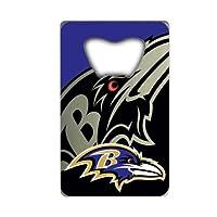 NFL Baltimore Ravens Credit Card Style Bottle Opener
