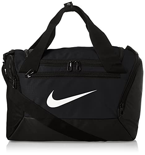 Nike Brasilia 9.0 Borsone Black/Black/White One Size