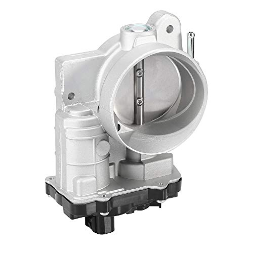 X AUTOHAUX 12679525 12570800 977-307 977307 Car Electronic Throttle Body Assembly with TPS Actuator...