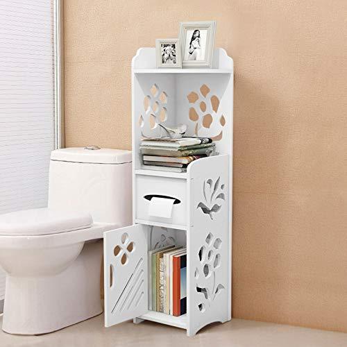 Bathroom Storage Cabinet Floor S...