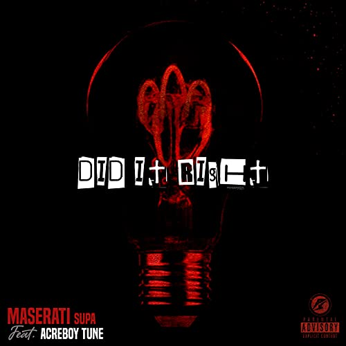 Did It Right [Explicit]