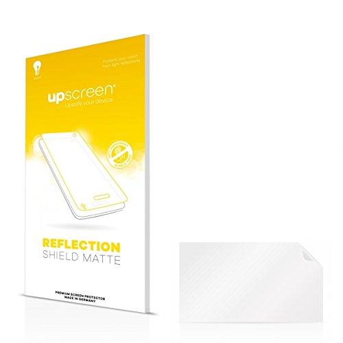 upscreen Reflection Shield Matte Displayschutz Schutzfolie für Blaupunkt New York 830 (World) (matt - entspiegelt, hoher Kratzschutz)