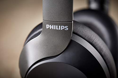 Philips PH805BK/00 - Auriculares Inalámbricos sobre la...