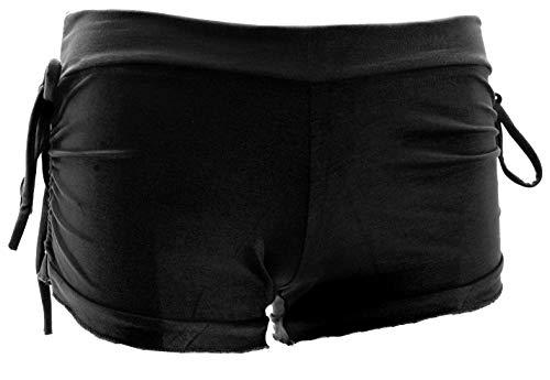 Guru-Shop, Goa Panty`s, Psytrance Hotpants, Bikini Shorts, Synthetisch, Shorts en 3/4 Broeken, Leggings