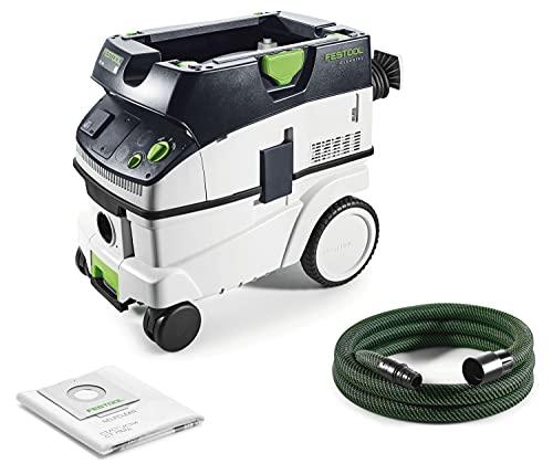 Festool absaugmobil CTL 26E Cleantec Neuer, glatter Saugschlauch 27/32x 3,5M-as/CT