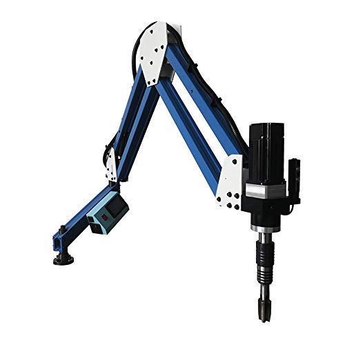 Best Review Of 110V M3-M12 Vertical Electric Tapping Machine with 1100mm arm