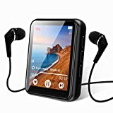 MP3 Player Bluetooth 5.0 Touch Screen Music Player Portable mp3 Player...