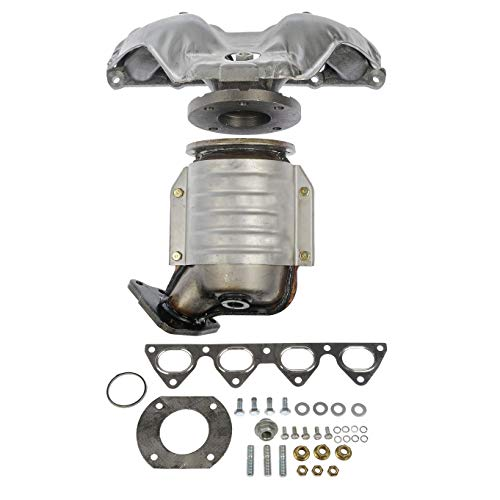 Dorman 674-439 Catalytic Converter with Integrated Exhaust Manifold for Select Honda Models (Non-CARB Compliant)