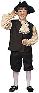 Rubie's Child's Colonial Boy Costume, Large