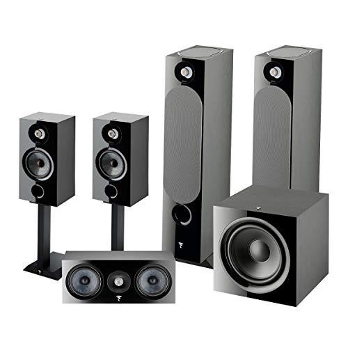 Focal Chora 5.1.2 Channel Surround Sound Speaker Package