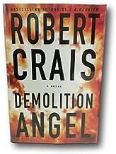 Rare Signed First Edition ROBERT CRAIS - Demolition Angel * Like New!