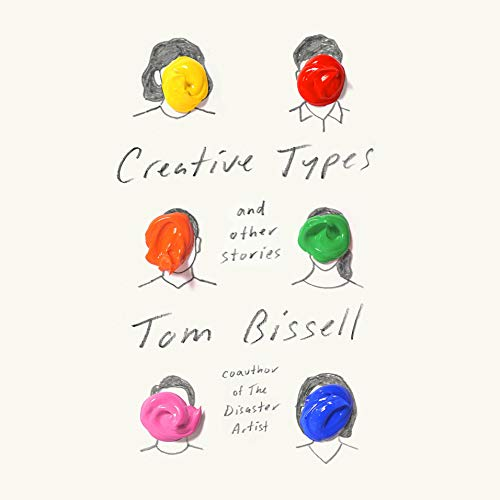 Creative Types  By  cover art