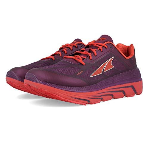 ALTRA Women's Duo Road Running Shoe, Orange - 10 M US