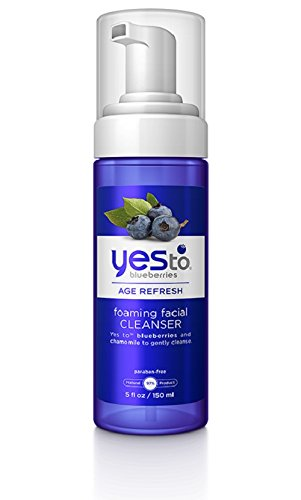 Yes to Blueberries Foaming Facial Cleanser