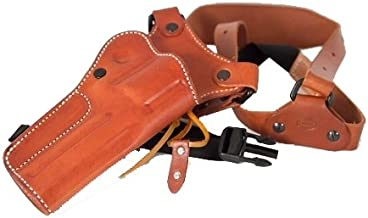 Diamond D Guides Choice Ruger Super Redhawk (Alaskan) Chest Holster, 2 1/2-Inch