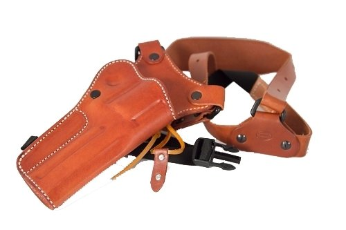 Diamond D Guides Choice S&W L/K Frame Chest Holster, 4-Inch