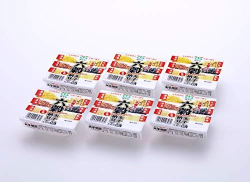 六穀太子納豆6個入