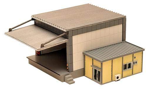 TomyTEC 244523 – Transporteur Hall modèle ferroviaire Accessoires