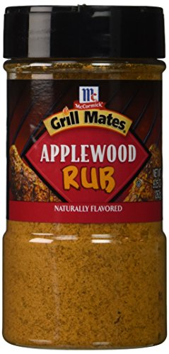 McCormick Grill Mates Applewood Rub - 9.25 oz. by McCormick