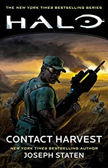 Halo: Contact Harvest by [Joseph Staten]