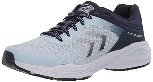 Dr. Scholl's Shoes Damen Blaze Oxford, blau, 38 EU