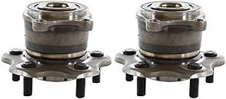 Prime Choice Auto Parts HB612390PR Rear Pair 2 Wheel Hub Bearing Assemblies 5 Stud