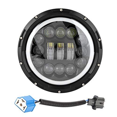 KIMISS 9-30V Linterna de LED fundida a troquel de aluminio Linterna LED...