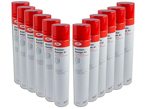 Bremsenreiniger EAN:4043981146684 A1 JMC 12 Stück à 750ml 9 Liter