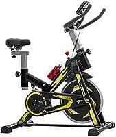 スピンパイク 静音 16kgホイール 本格的トレーニングバイク フィットネスバイク 家庭用 ダイエット器具 バイク 室内 エクササイズバイク 有酸素運動 トレーニングマシン 運動バイク