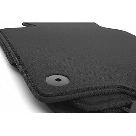 Fußmatten Passend Für A4 S4 Rs4 8e B6 B7 Premium Qualität Autoteppiche Velours Anthrazit 4 Teilig Auto