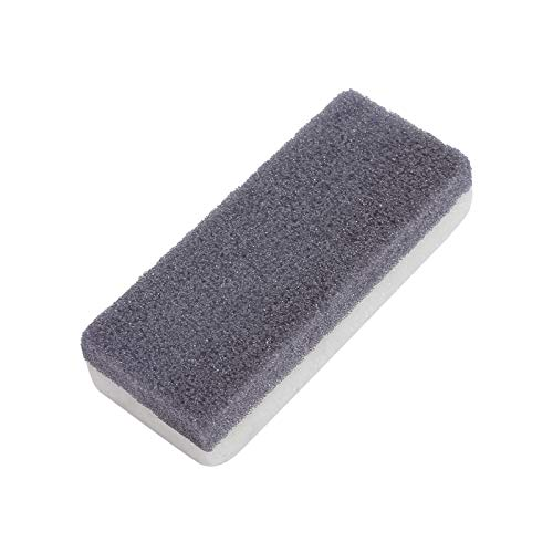 Yaguan TikTok Foot Pumice and Scrubber for Feet and Heels Callus and Dead Skins, Safely and Easily Eliminate Callus (Gray, 1 PC)