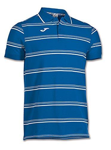Joma - Polo NAVAL Bleu Royal Taille - M