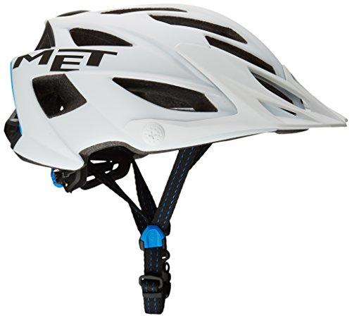 MET Terra - Casco MTB - blanco 2016