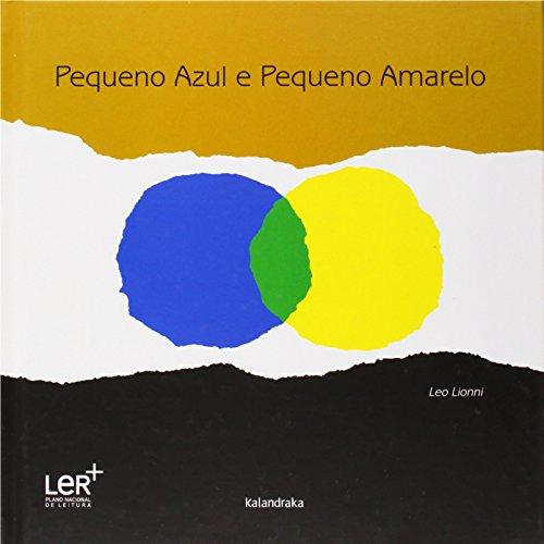Pequeno azul e pequeno amarelo (Livros Kalandraka)