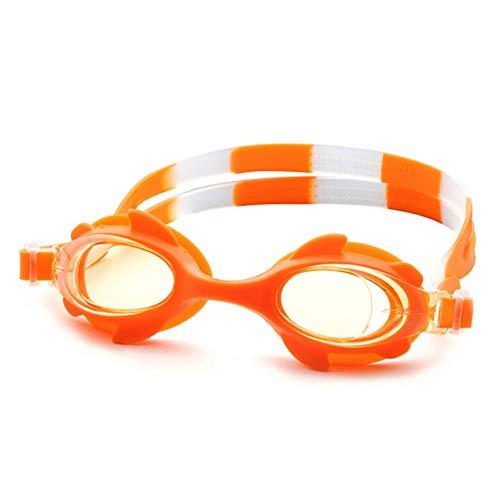Kinnart 3Q533GS9V8 - Gafas de natación, color Naranja