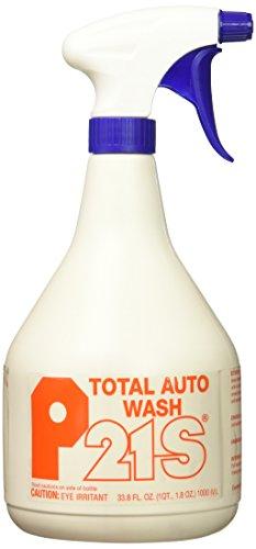 P21S 13001B Auto Wash W/Sprayer, 1000 ml
