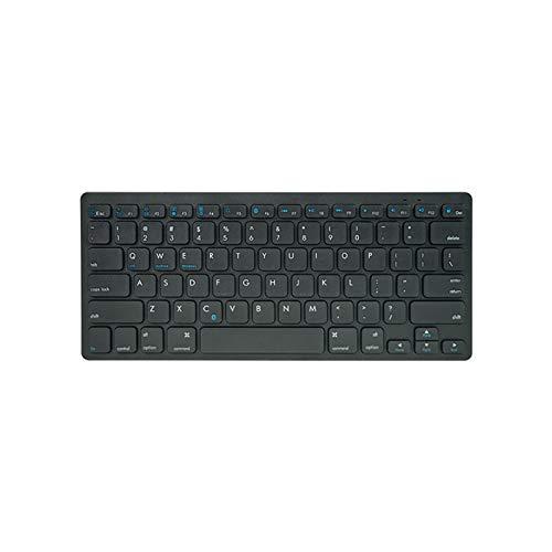 Heshan Teclado inalámbrico mini teclado ultra delgado conveniente moda   conveniente para el ordenador portátil