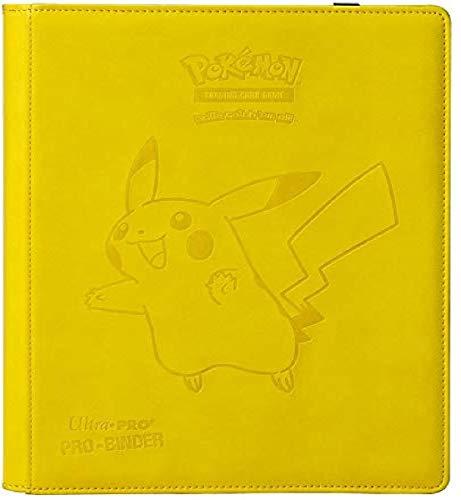 Ultra Pro Pikachu 9-pocket Premium PRO-Binder for Pokmon