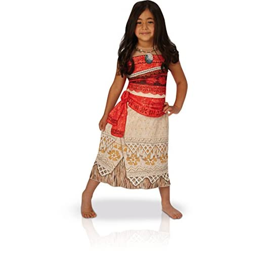 Rubie's IT630511-M - Costume Vaiana