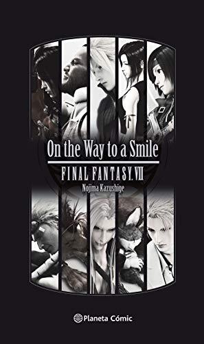 Final Fantasy VII (novela): On the Way to a Smile (Manga Novelas (Light Novels))
