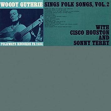 Woody Guthrie Sings Folk Songs, Vol. 2