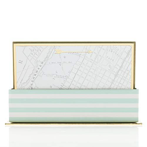 Flat Notes: Sluta aldrig upptäcka – brevkort med kuvert för olika tillfällen: Sluta aldrig upptäcka det: 50 tilltalande kort med matchande kuvert