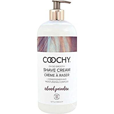 Coochy Shave Cream Island