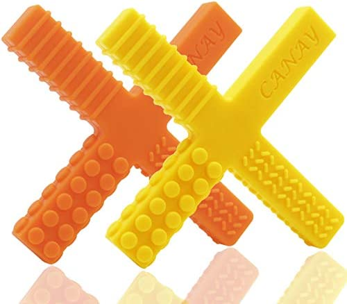 Sensory Chew Stick Toys for Kids Boys Girls Designed for Autism Teething Chewing ADHD SPD Oral product image