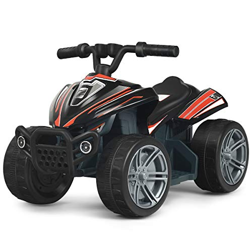 HONEY JOY ATV 4 Wheeler Mini Electric Vehicle