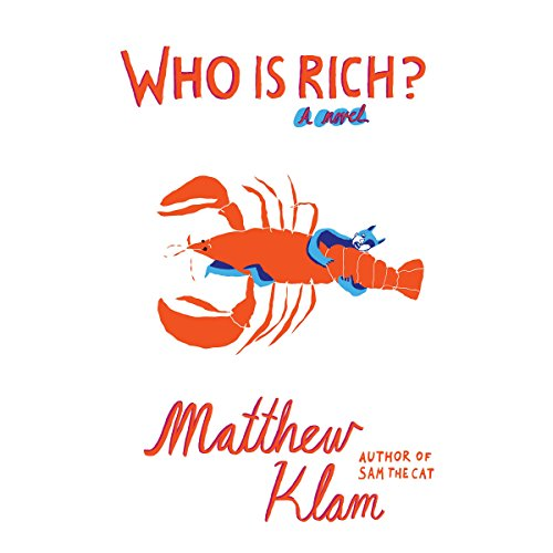 Who Is Rich? audiobook cover art